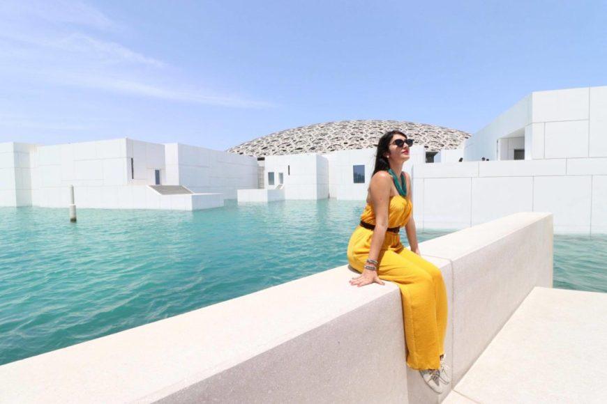 Abu Dhabi - Camila Castanheira