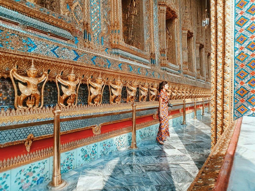 O melhor de Bangkok - Grand Palace em Bangkok