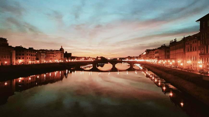 Hotéis em Florença - Pôr do Sol