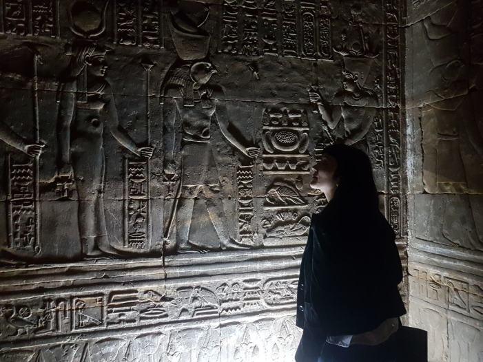 Mitologia Egípcia - Templo de Hórus
