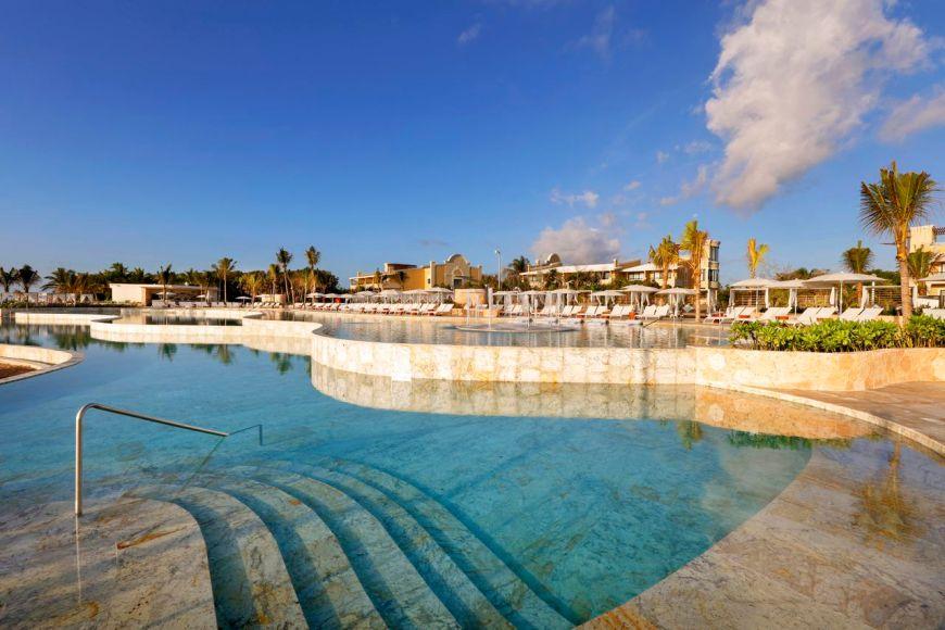 Lua de Mel no Caribe - TRC Yucatan