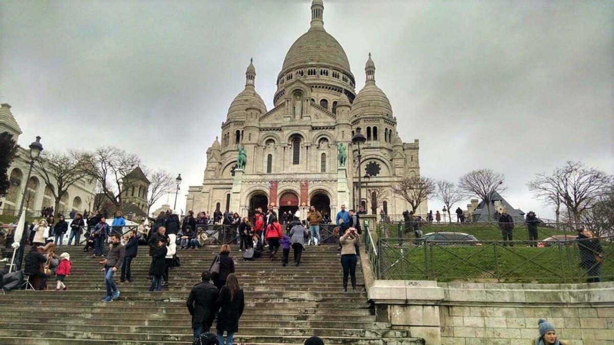 Lugares para visitar em Paris - Sacré Couer