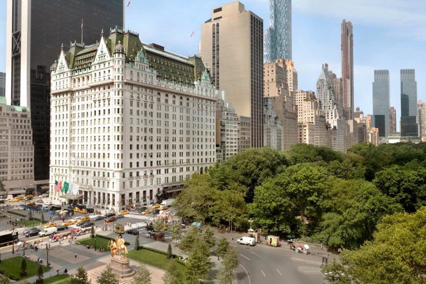 The Plaza Hotel - Fachada