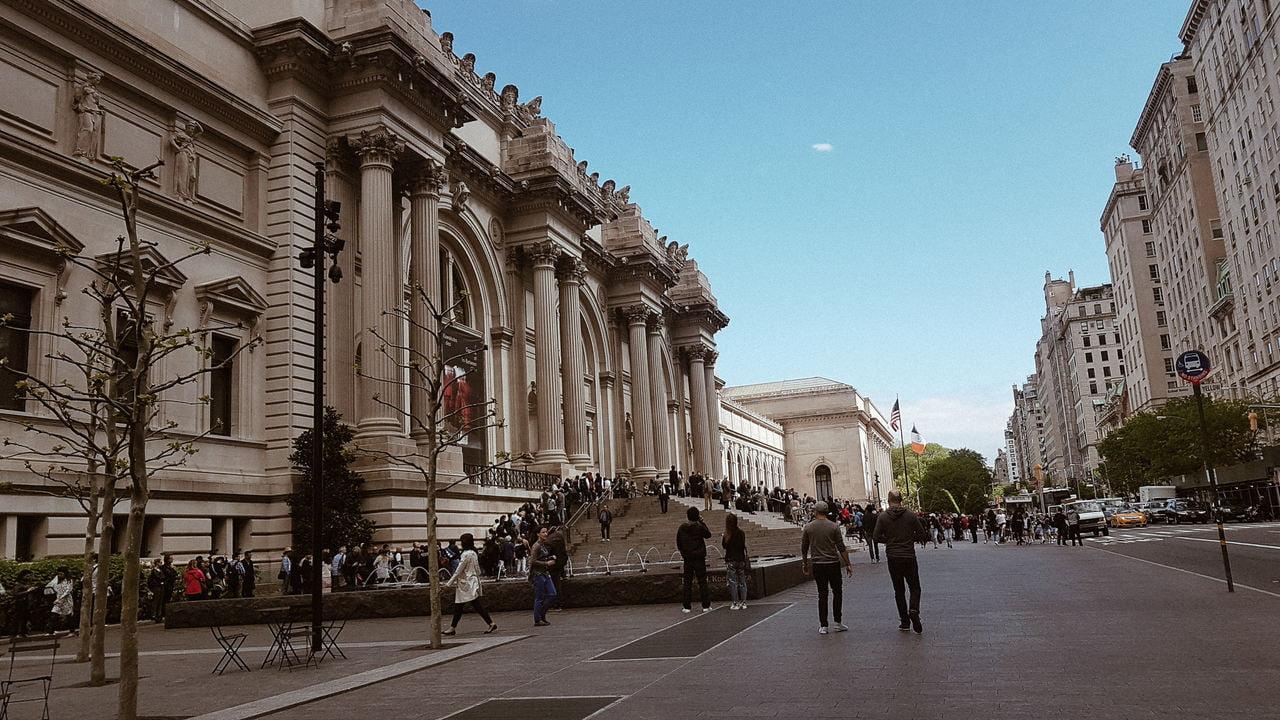 Lugares para visitar em Nova York - Lindo prédio da biblioteca