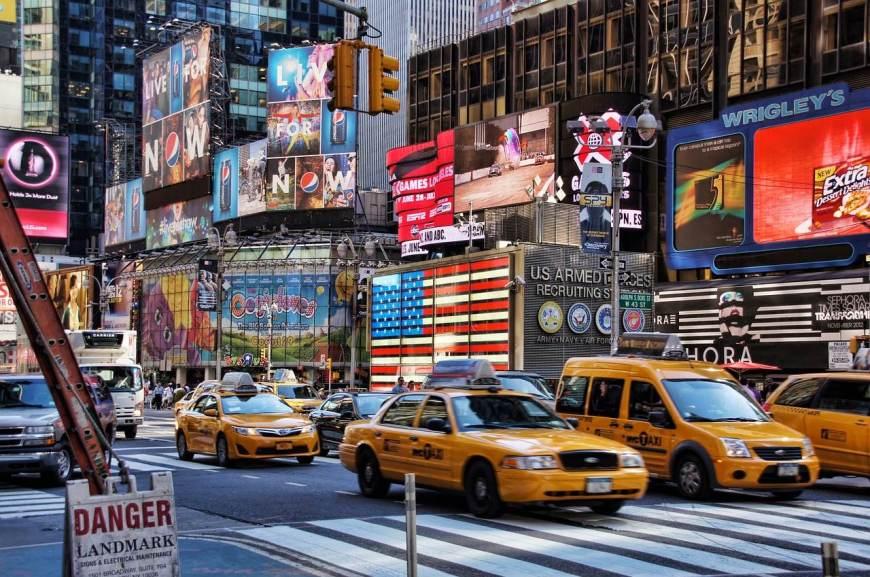 Lugares para visitar em Nova York - Big Apple