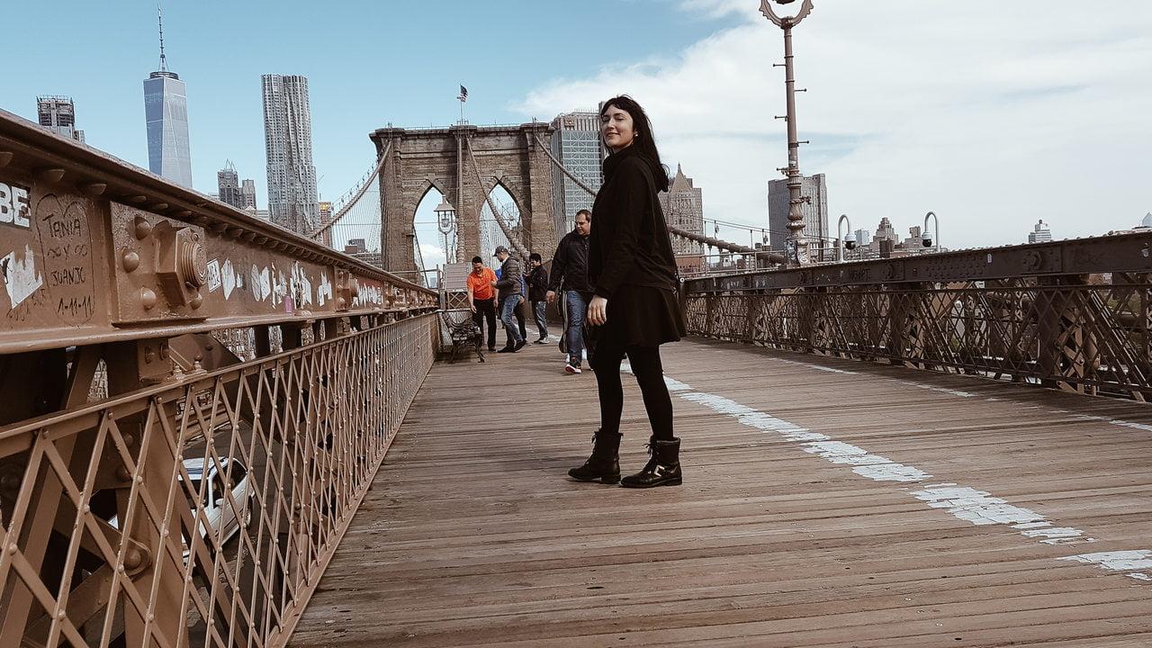 Lugares para visitar em Nova York - Ponte do Brooklin