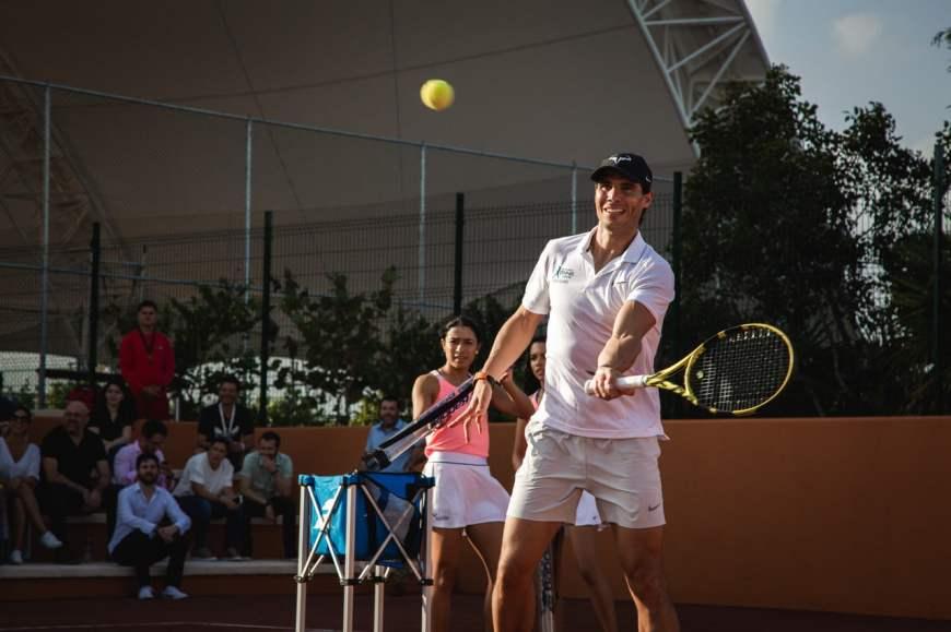 Rafa Nadal Tennis Centre Grand Palladium
