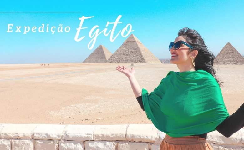 GRUPO DE VIAGEM PARA O EGITO