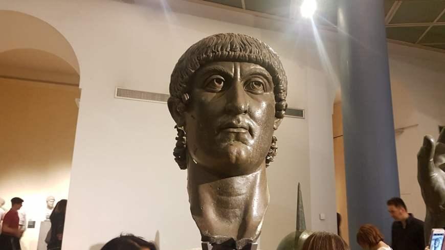 Museus em roma