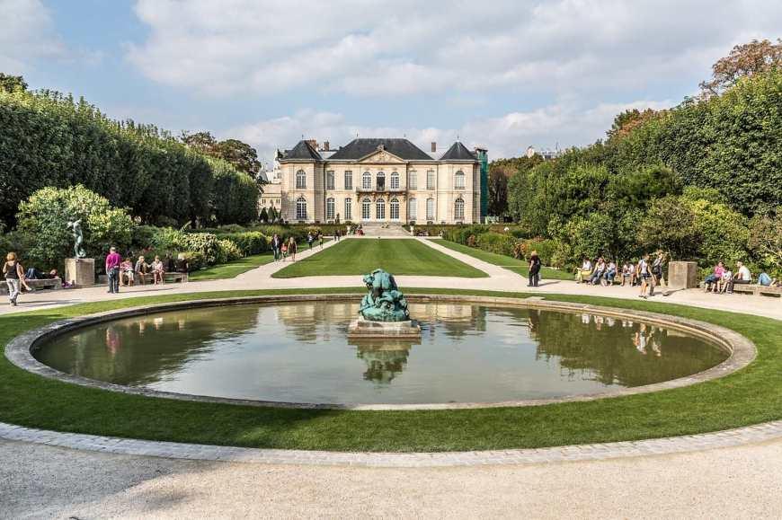 museus em paris rodin