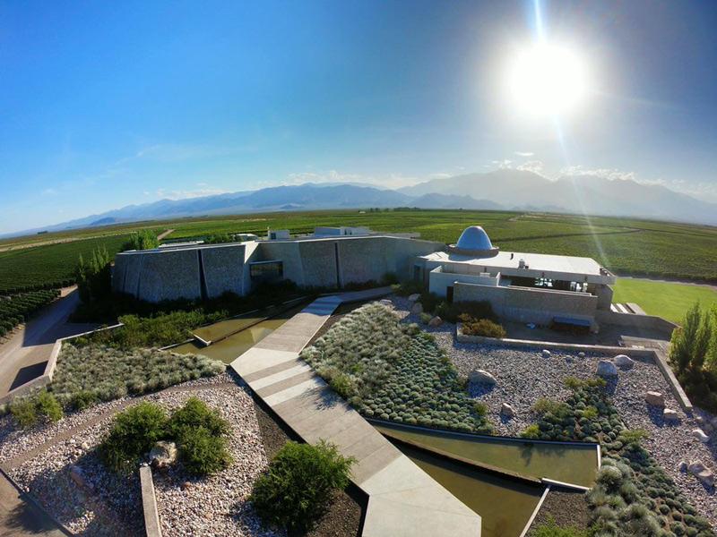 En este momento estás viendo La mejor bodega del mundo en 2021 es Argentina, de acuerdo a The World's Best Vineyards Academy.