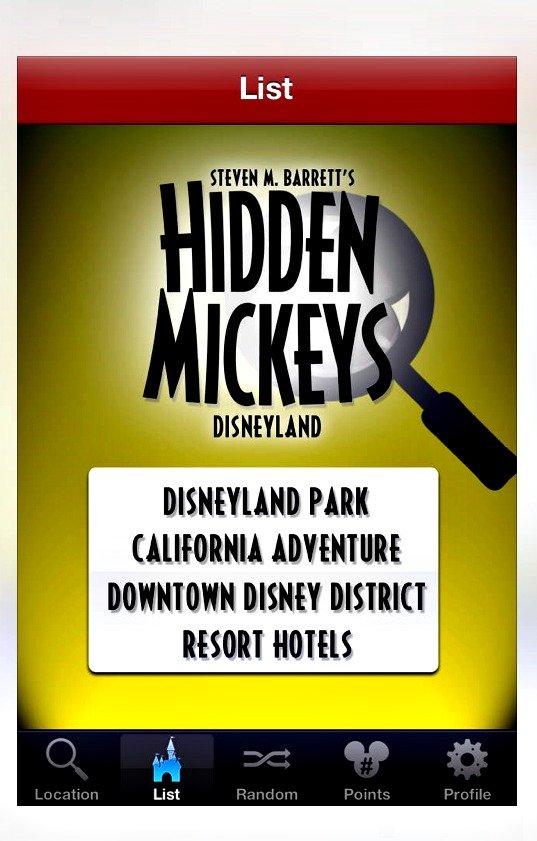 iphone apps for Disneyland 8