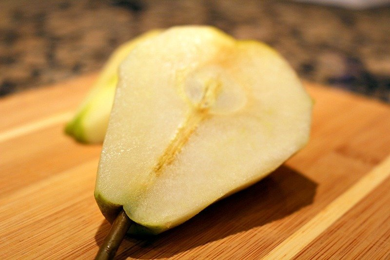 Cranberry Pear Clafoutis2