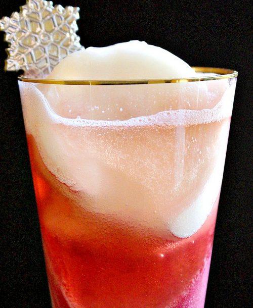 Christmas Swan Cocktail6