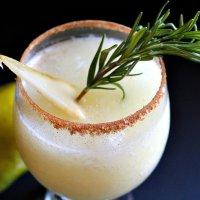 Ginger Pear Margarita