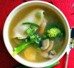 Easy Wor Won Ton Soup1