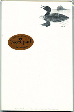 Loon Notepad
