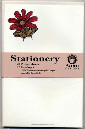 Swallowtail Stationery