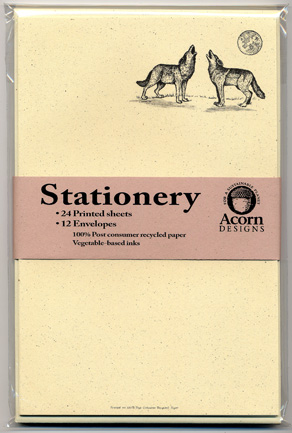 Wolves Stationery