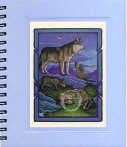 Seasons of the Wolf - Spring Journal