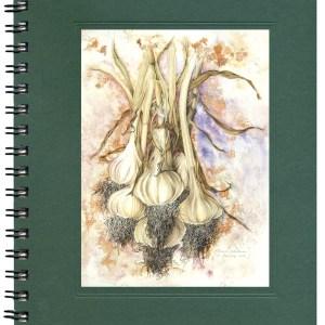 Garlic Notecard