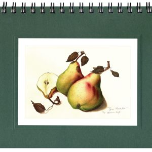 Two-And-A-Half Pears Notecard