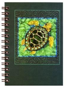 Cover image - Baby Sea Turtle Mini Journal