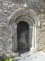 The Norman door