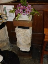 Padstow: the lantern crosshead