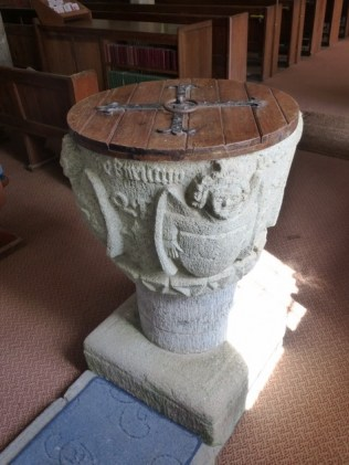 The C15 font