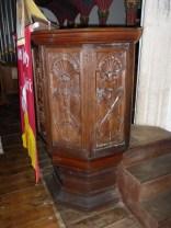 The C15 pulpit