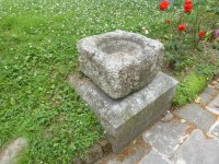 Possibly a basin from Glasney College
