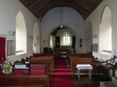 St Ervan: the crooked nave