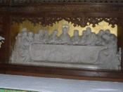 St Germans: the reredos