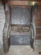 St Germans: the Dando chair