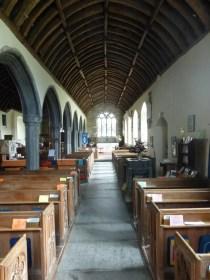 St Merryn: south aisle