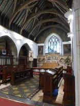 St Austell: chancel