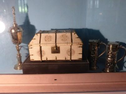 Bodmin: St Petroc's casket