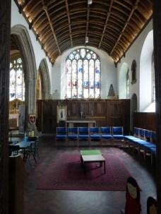 Bodmin: the Lady chapel