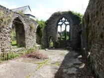 Bodmin: the Thomas a Becket chapel