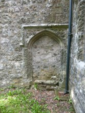 Gwinear: blocked southern doorway