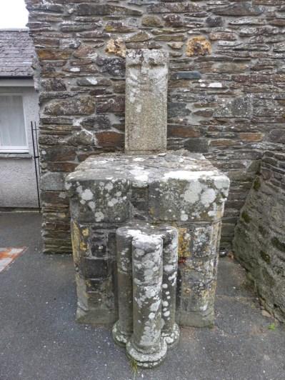 Launceston St Thomas: remnant of the priory