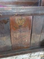 Launcells: a piece of the original rood screen
