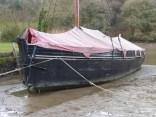 Cotehele Quay: Shamrock