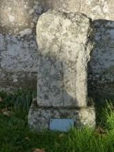 St Ive: cross