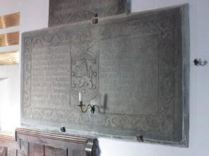 Monument to John Saltren
