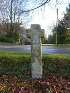 St Ive: Latin cross