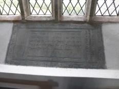 Golant: Edmund Constable memorial