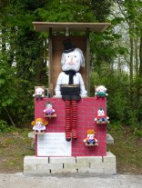 Humpty Dumpty shrine