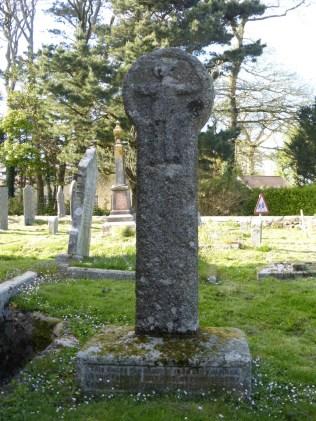 Stithians: the wheelheaded cross